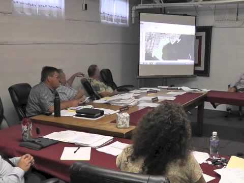 Ticonderoga Town Board Meeting  7-10-14