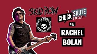 Rachel Bolan (Skid Row bassist/songwriter)