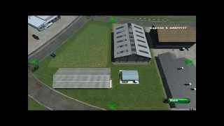 Farming simulator 2011 Platinum edition! Gameplay!