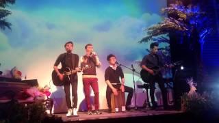Tiếng gió xôn xao Acoustic - Mr.Đàm ft It's Band