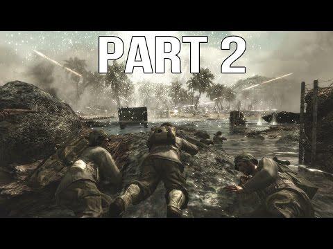 Call Of Duty World At War - Gameplay Walkthrough Part 2 - Little Resistance