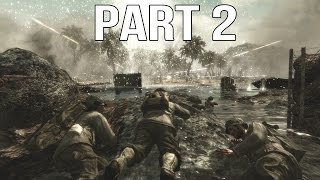Call of Duty World At War - Gameplay Walkthrough Part 2 - Little Resistance