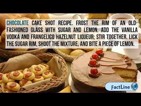 Recipe For German Chocolate Cake Shot Best Cake 2017