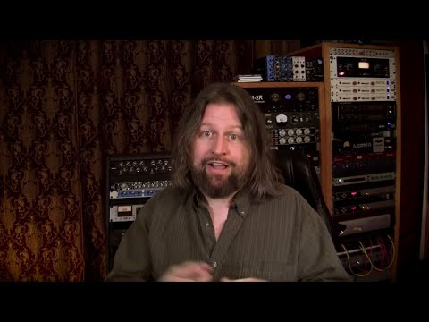 How to use the SPL Passeq in a mastering session with Ronan Chris Murphy