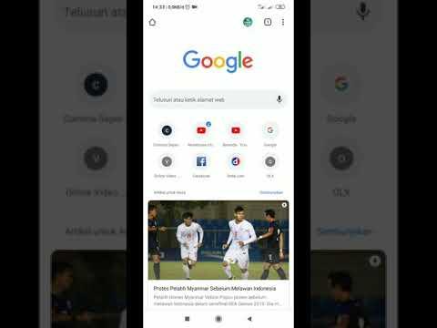 Cara Menghilangkan Iklan Di Chrome Android Tanpa Aplikasi.