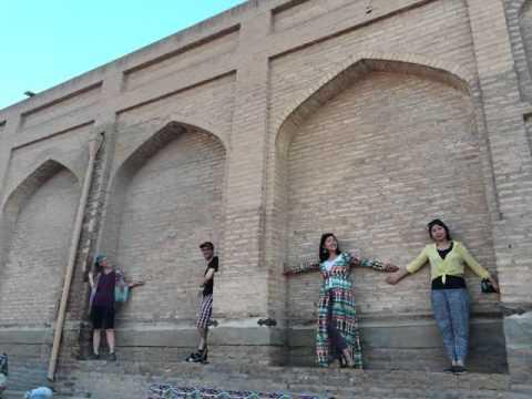 Visit Khiva, Uzbekistan. We did!