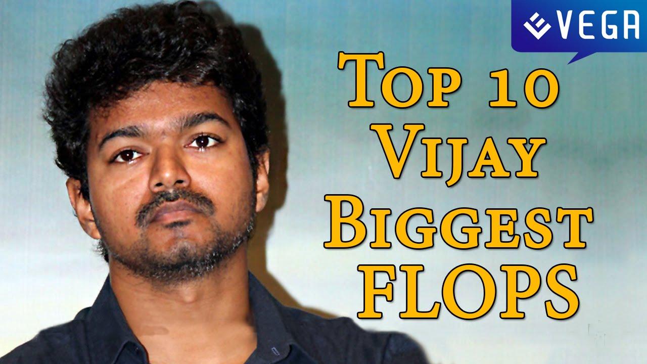 Top 10 Ilayathalapathy Vijay Biggest FLOPS - YouTube Naalaiya Theerpu