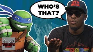 Torrian knows NOTHING!!! | DEATH BATTLE Cast Highlight
