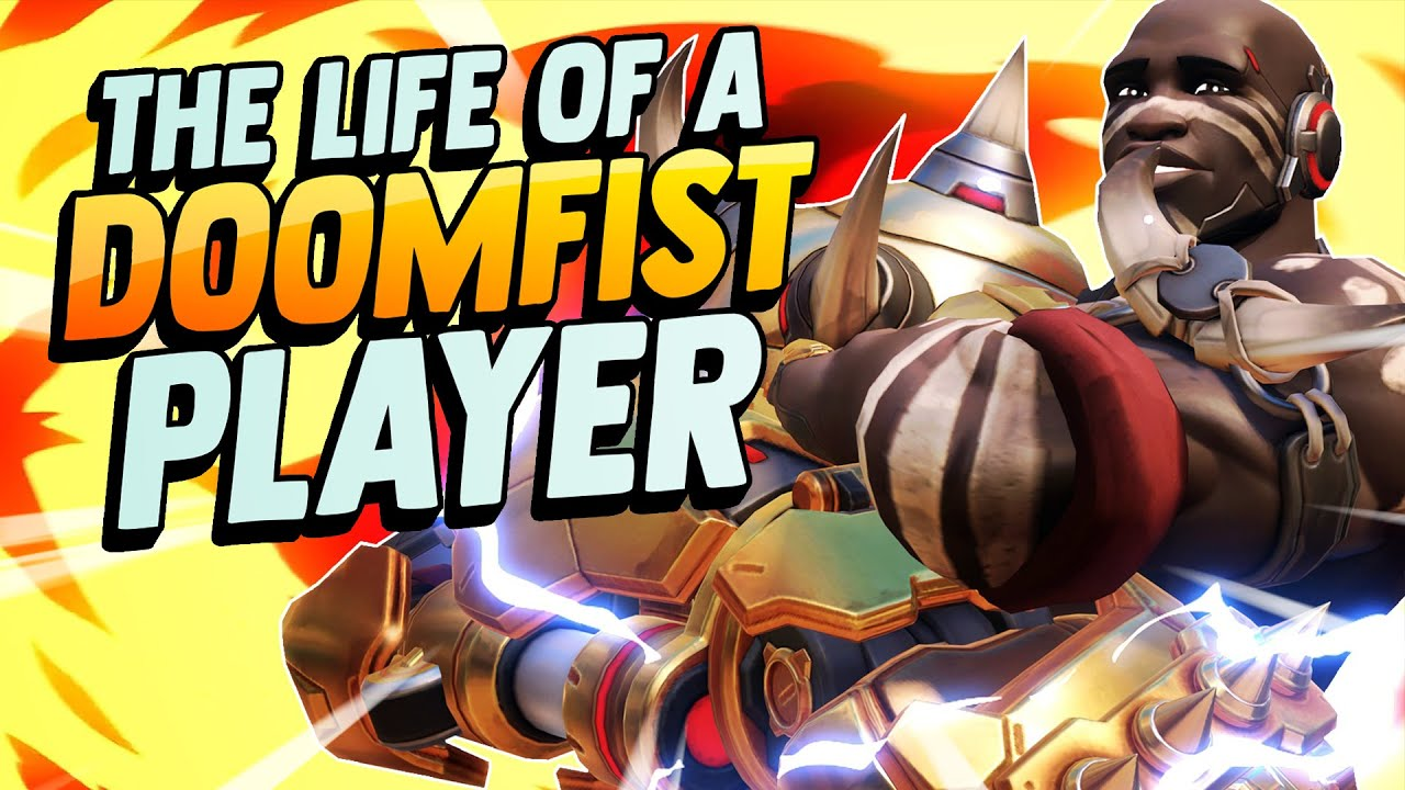 Download The life of a DOOMFIST player