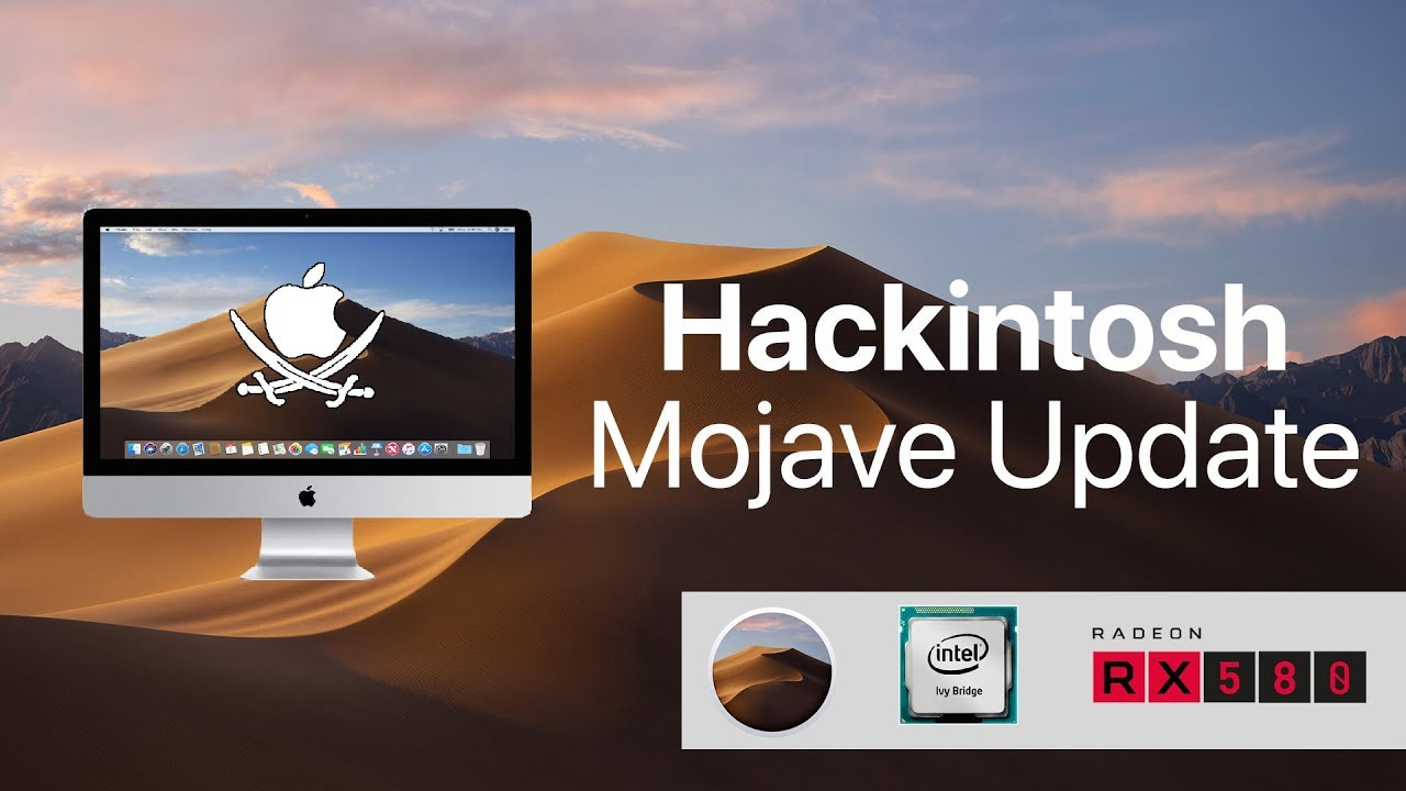 Hackintosh Update - NOW ON MOJAVE!!!