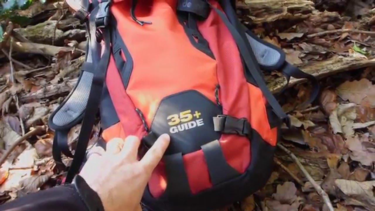 preț uimitor într-adevăr confortabil comercializează Deuter Guide 35 Plus A Seriously Great Rucksack! - YouTube