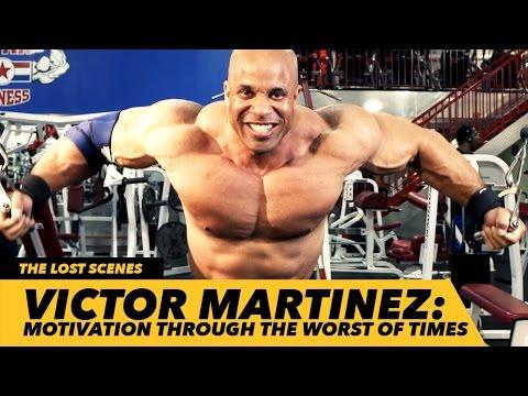 Victor Martinez: Motivation Through The Worst Of Times | Generation Iron