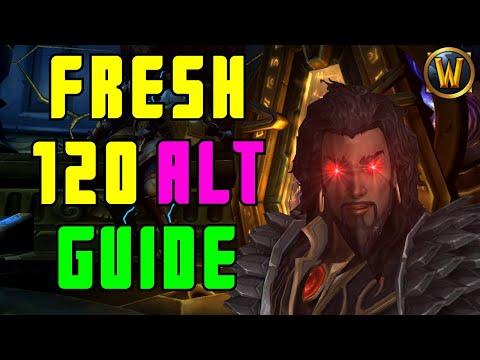 Fresh 120 Alt Guide (What To Do, And What Order To Do It In!)