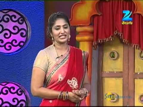 Luckku Kickku - Indian Telugu Story - May 17 '12 - Zee Telugu Tv Serial - Part - 2