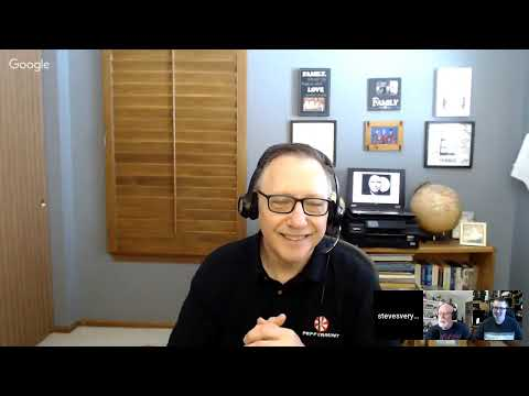StevesVeryOwn - Sunday Open Chat - Peppermint, Tech and More 04/14/2019