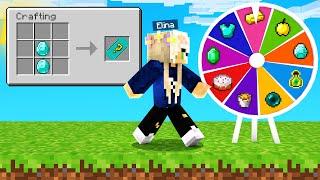 wir spielen LOTTO in Minecraft!