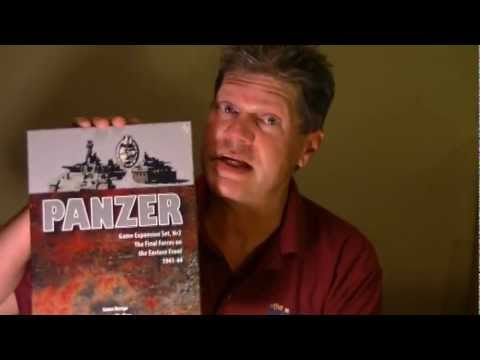The Gaming Gang Review of Panzer from GMT