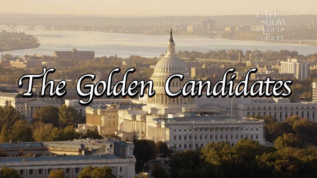 'The Golden Candidates': Season 2020