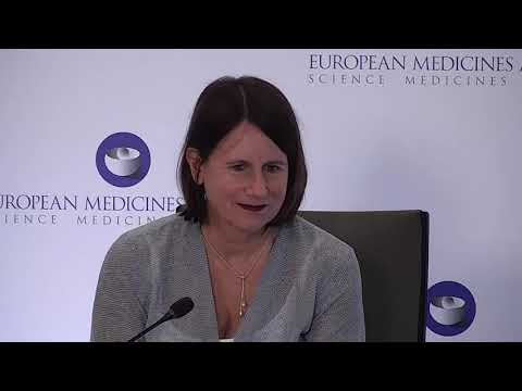 LIVE: The European Medicines Agency holds a briefing on COVID-19