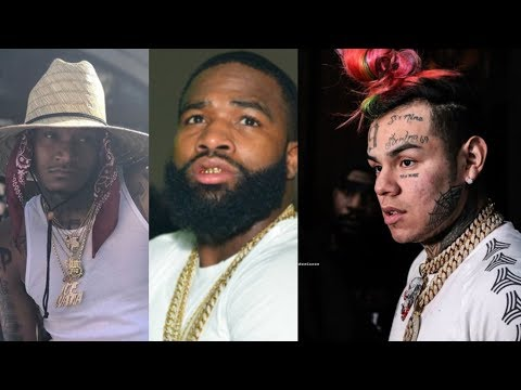 Slim Snaps On 6ix9ine For Telling Adrien Broner To Check In Gs About Pulling Up To Ny