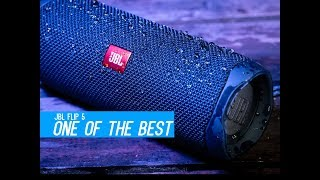The NEW JBL Flip 5 One of the Best Portable Speakers Available