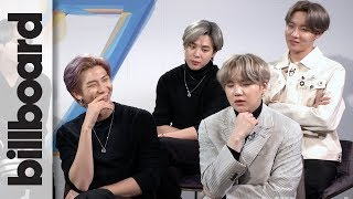 Baixar BTS Explain Why 'Map of the Soul: 7' is a Love Song to Their Career | Billboard