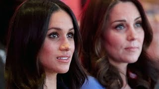 The Truth About Kate Middleton And Meghan Markle