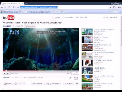 Youtube Downloader  mp4 format [German/Deutsch] legal