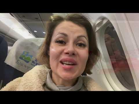 Полёт авиакомпанией Ifly