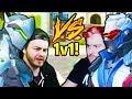 OVERWATCH AUSTIN VS ANDREW HILARIOUS 1V1 SHOWDOWN!