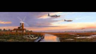 Aviation Art - WW II Royal Air Force