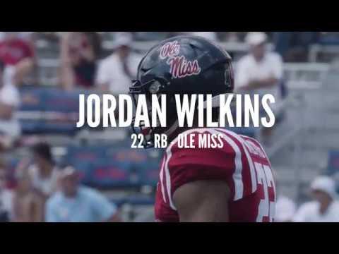 Jordan Wilkins Highlight
