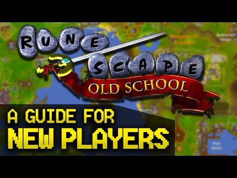 A Guide for New OldSchool RuneScape Players (Full Beginner Guide)