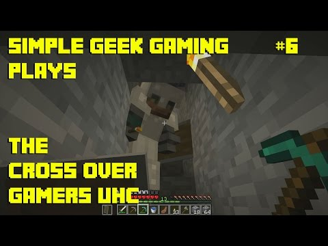 Crossover Gamers UHC: Episode 6: Did They Spot Us?