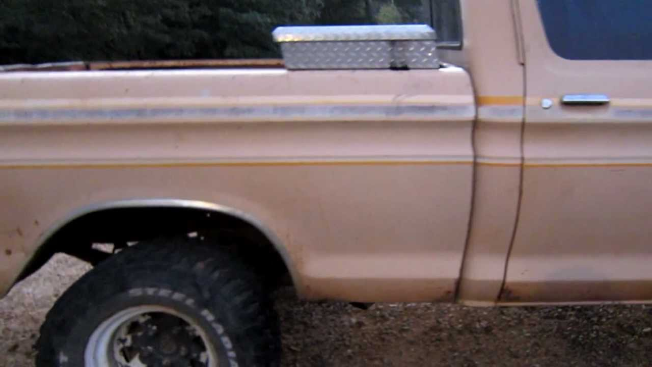 1978 Ford F250 >> 1978 Ford F150 4x4 SWB..... FOR SALE - YouTube