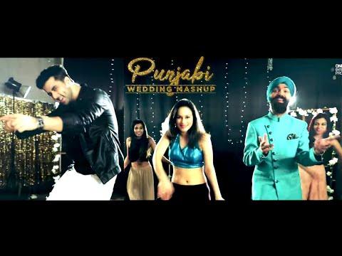 Punjabi Wedding Mashup | Gurashish Singh | Ft.Tajinder Singh | Urvashi Pardeshi | Tanveer .S. Kohli
