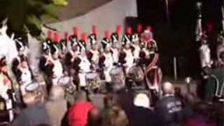 """Tambours BGHA """"Les retraites françaises"""" Tradition"""