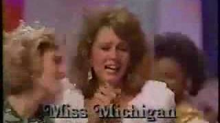 Miss America 1988 -- Crowning