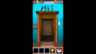 100 Doors Classic Escape Level 50 Walkthrough Game