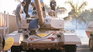 Al-Khalid tank vs Arjun tank