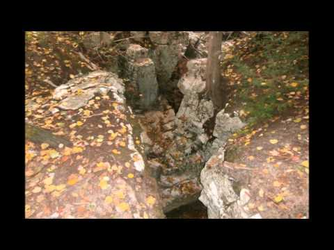 Journey to Explore the Fiborn Karst Preserve in Michigan's U.P.