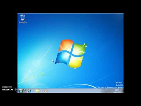 How To Get A BSOD In Windows 7/Vista