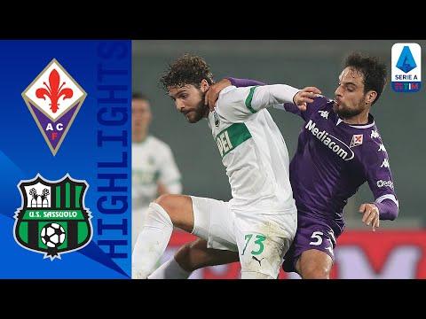 Fiorentina 1-1 Sassuolo   Vlahovic su rigore risponde a Traorè   Serie A TIM