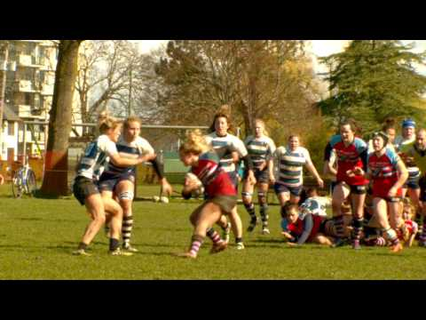 CW Rugby 2017 03 18 Senior Women and Burnaby Lake Windsor Park
