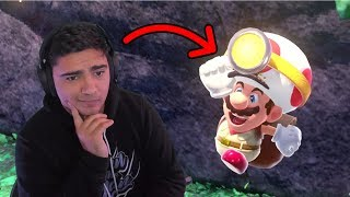 Super Captain Toad Odyssey