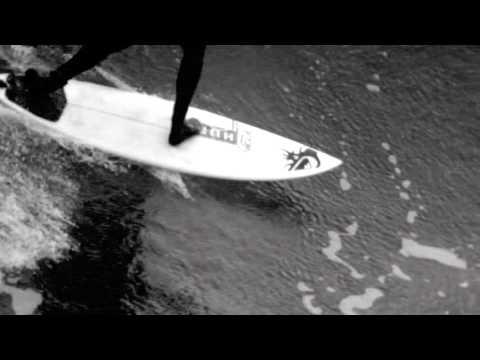 Craig Anderson / White Noiz Signature Haydenshapes Board