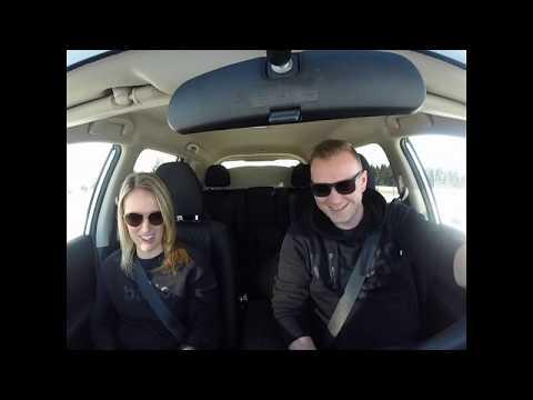 Melissa & Tyson - Carpool Karaoke with Mason Gardiner