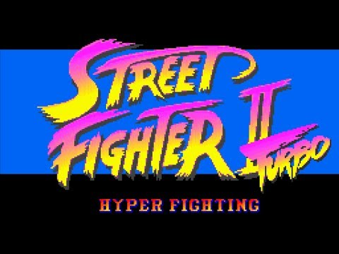 STREET FIGHTER II Turbo for SFC/SNES