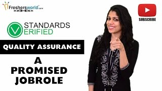 Job Roles For QUALITY ASSURANCE – Engineer,Testing,Standards,Private Organizations,Skills