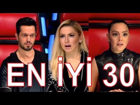 En İyi 30 Performans - O Ses Türkiye 2015 (Best of The Voice Turkey 2015)